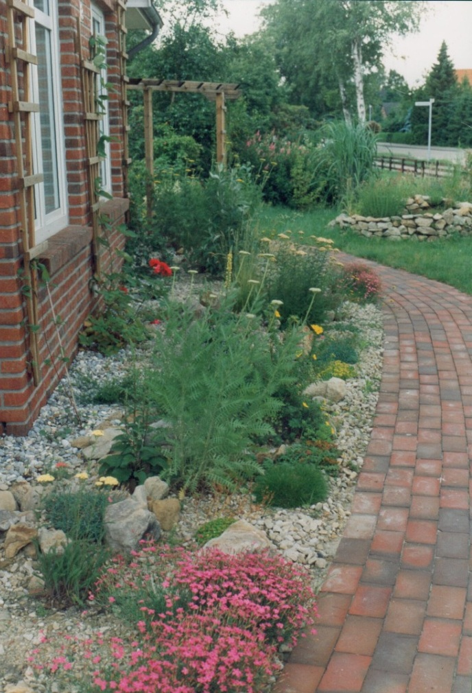 Grünzeugs Gartenanlagen